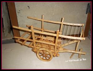 Carro Hierba Mod. 1