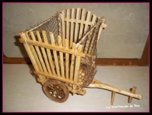 Carro Hierba Mod. 3